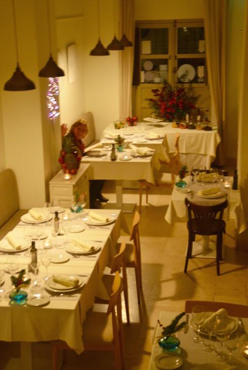 Pairi Daeza restaurant, Balcon de Cordoba