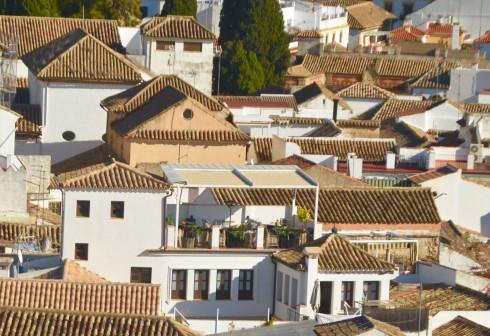 Balcon de Cordoba from the Bell Tower