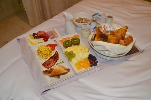 Breakfast, Balcon de Cordoba