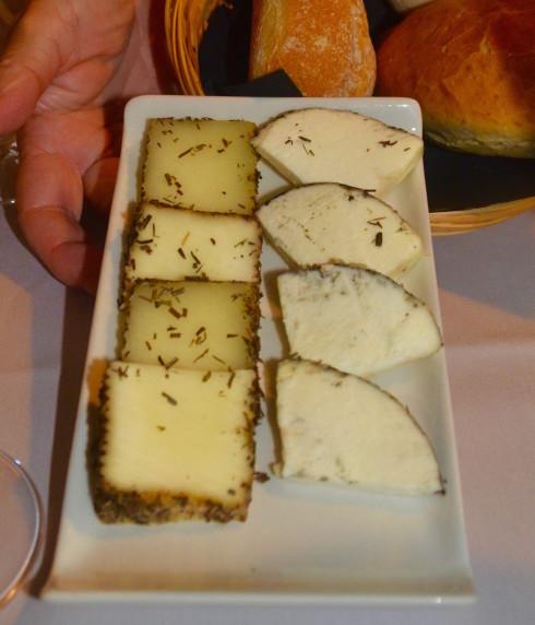 Local cheeses, Pairi Daeza