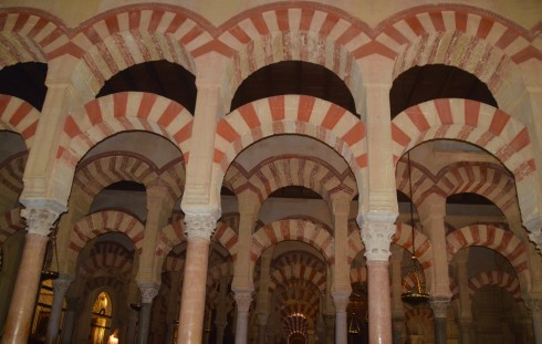 Inside the Mezquita 2