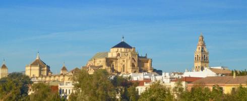 Mezquita from the Guadalquivir River