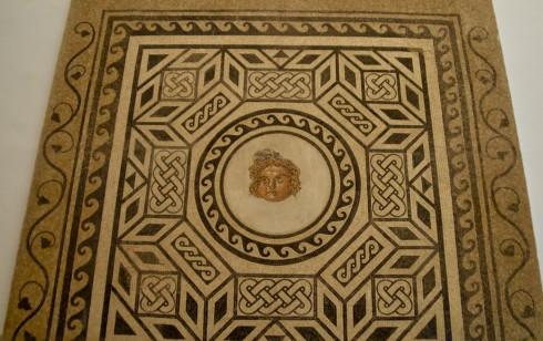 Mosaic of Medusa, Cordoba