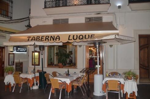 Taberna Luque, Cordoba