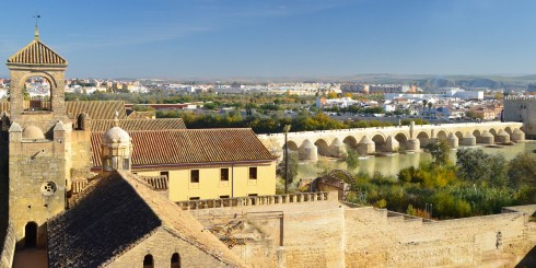 View from the Alcazar, Cordoba