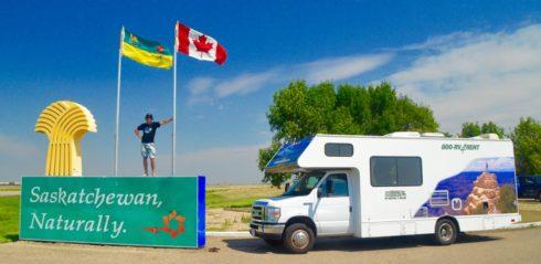Welcome to Saskatchewan