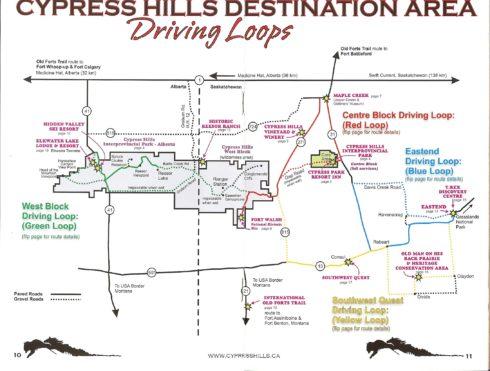 cypress hills map