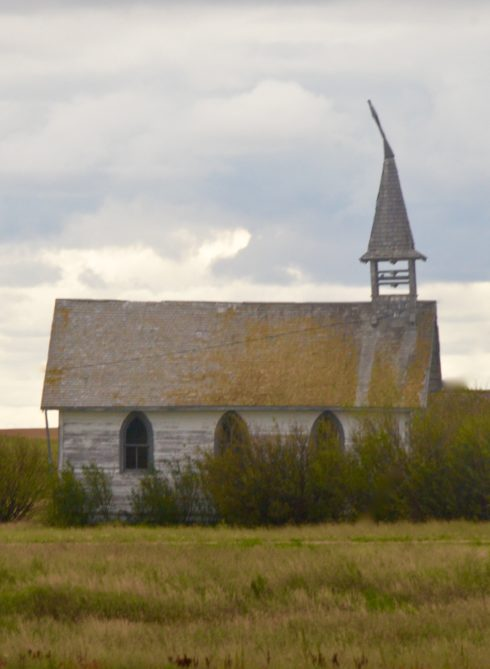 Abandoned Church, Orkney