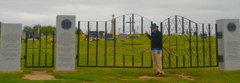 Cemetery at Batoche