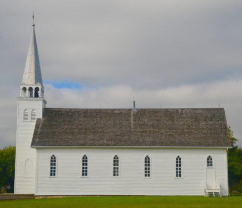 Batoche Church