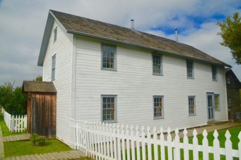 Rectory - Batoche
