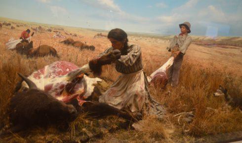 Batoche - Bison Hunt
