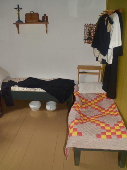 Batoche Rectory Bedroom