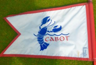 Flag, Cabot Cliffs