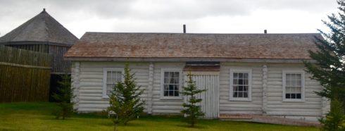 Commissioner's Building, Fort Walsh