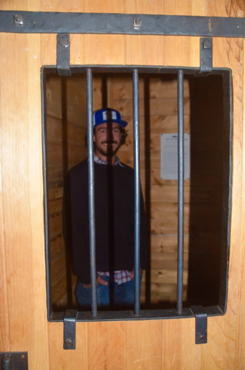 Dale in Jail