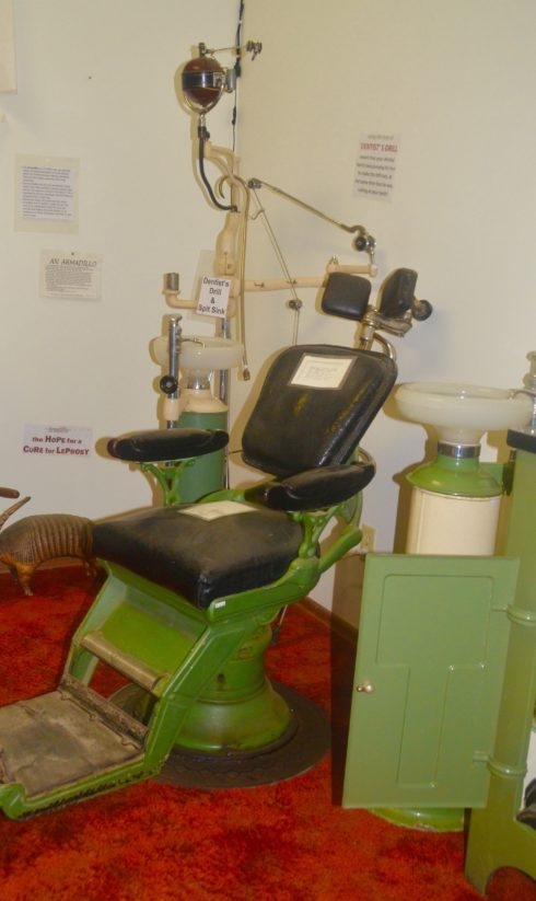 Dental Office, Eastend Historical Museum