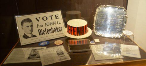 John Diefenbaker Memorabilia