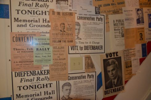 Early Campaign Posters