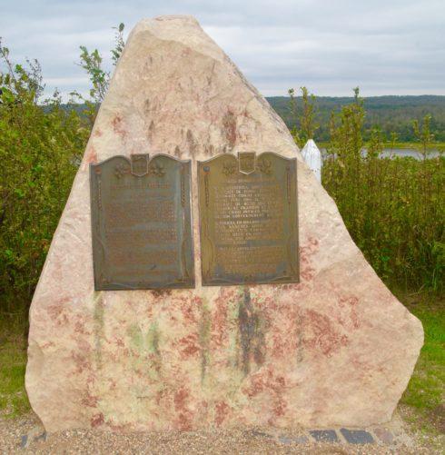 Gabriel Dumont's Grave