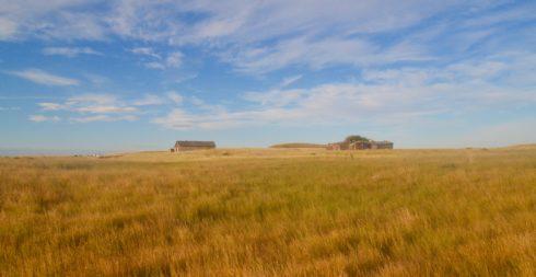 Grasslands National Park - Larson Ranch