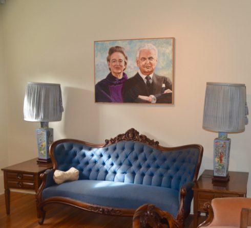 John Diefenbaker house