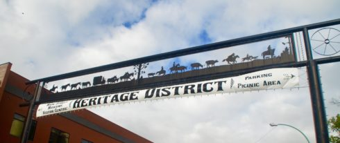 Maple Creek Heritage District