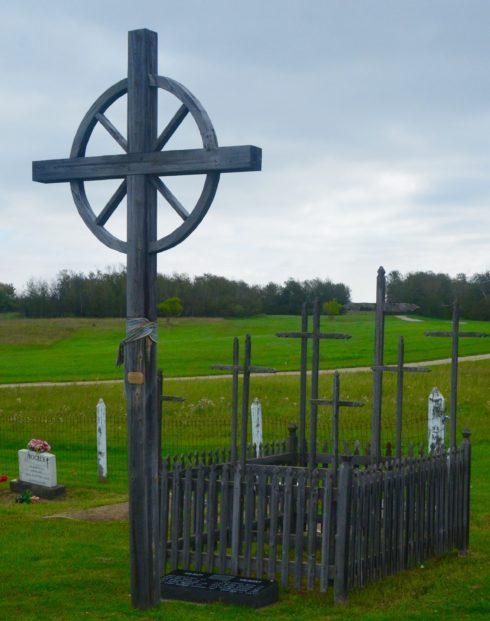 Mass Metis Graves, Batoche