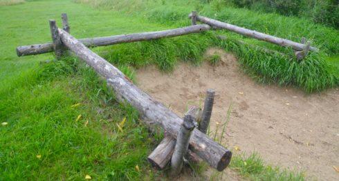 Metis Rifle Pit, Batoche