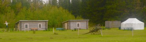 Metis Trading Post and Home, Fort Walsh