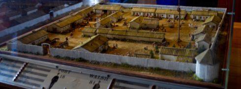 Fort Walsh Model
