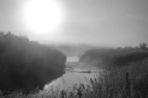 Morning, Frenchman River, Grasslands National Park