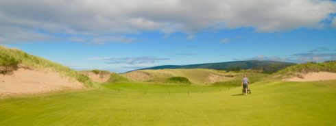 No. 6 Green, Cabot Cliffs