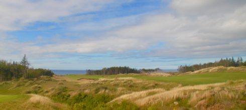 Cabot Cliffs No. 8