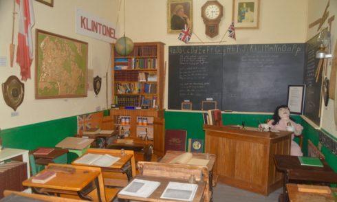 One Room School House, Eastend Saskatchewan