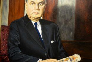 John Diefenbaker portrait