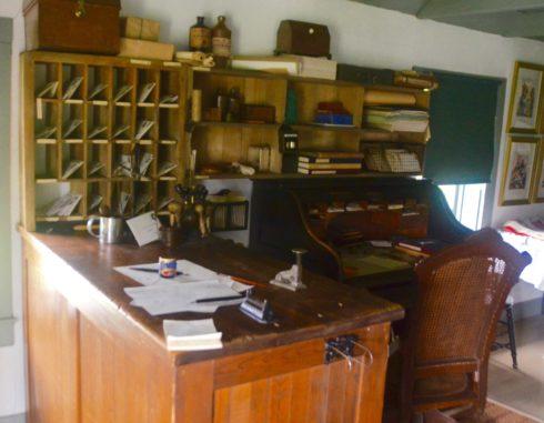 Post Office - Batoche
