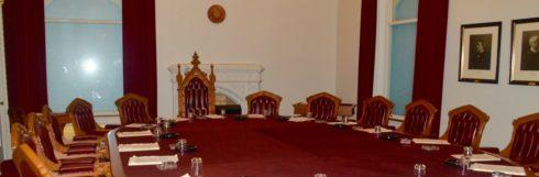 John Diefenbaker Cabinet Room