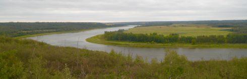 Batoche - South Saskatchewan River
