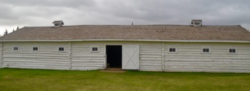 The Stables at Fort Walsh