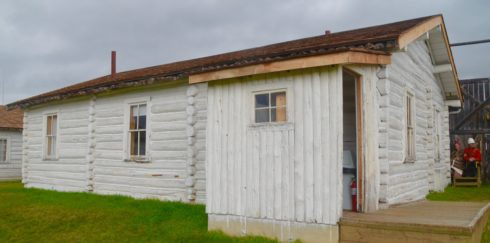 Superintendant's Building, Fort Walsh