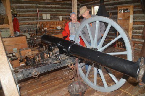 Sweetheart, the Rifled Field Gun