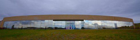 T-Rex Centre Building, Eastend Saskatchewan