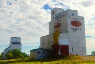 Saskatchewan Grain Elevators