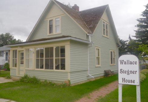 Wallace Stegner House, Eastend Saskatchewan