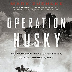 Operation Husky by Mark Zuehlke