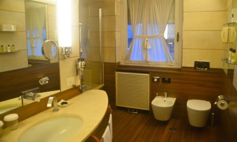 Bathroom - Room 301