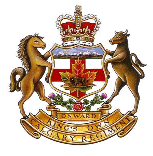 Calgary Tank Regiment Badge