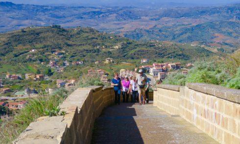 Mount Assoro climb