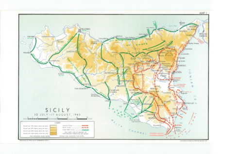 Allied Landings in Sicily